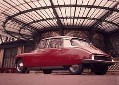 Citroen DS 19 – Backlight-Inspiration for the bicycle - automobil Mercedes Benz 300, Supercars, Peugeot, Automobile, Automotive Design, Auto Design, Car Ins, Old Cars, Motor Car