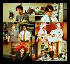 """The IT Crowd- """"Aunt Irma Visits"""""""