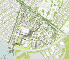 'GROW YOUR CITY' Suburb of the Future Winning Proposal / Elkiær + Ebbeskov Arkitekter