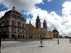 Palácio Nacional de Mafra, Lisboa, Portugal