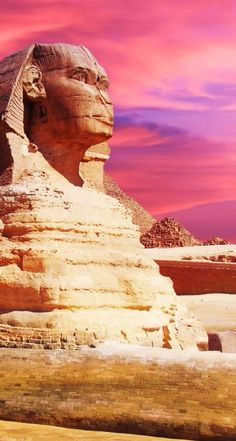 The Sphinx, Giza, Egypt.I want to go here one day.Please check out my website thanks. www.photopix.co.nz