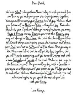 Best 25+ Wedding gift poem ideas on Pinterest | Honeymoon ...