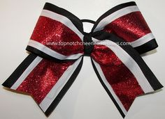 Headband Glitters Softball Girl Head Bow Cheer Leading Head-wear Accessories New