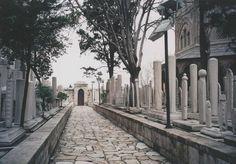 ottoman cemetery, istanbul