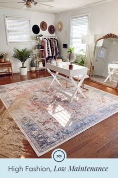 Pinterest Room Decor, Living Room Decor, Bedroom Decor, Glam Room, Home Office Decor, Home Decor, Estilo Boho, Dream Home Design, My New Room