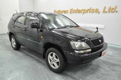 Japanese vehicles to the world: 1998 Toyota Harrier 3.0S Pacakge for Zambia to Dar...