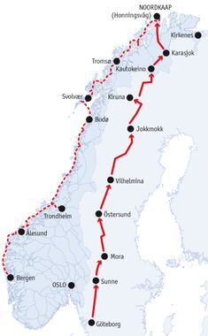 Road Trip Map, Road Trip Europe, Places To Travel, Places To See, Travel Through Europe, Scandinavian Countries, Camper, Norway Travel, Trondheim