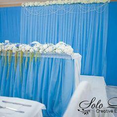 Zona de prezidiu a fost modificată cu draperie textil și floristică, astfel a devenit una din cele mai atractive zone la eveniment.   #solodecormd #decor #weddingideas #decoration #weddingdecor #nuntamoldova #nuntainmoldova #nunta #decoration #nuntadecor #florist #decorator #floristry #weddingfloristry #weddingdecorator #instadecor #event #eventdecoration Wedding Decorations, Shower, Photo And Video, Mai, Creative, Instagram, Home Decor, Rain Shower Heads, Decoration Home