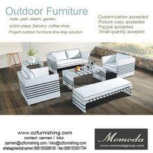 8007 Wholesale Synthetic Rattan Furniture Garden Sofa Outdoor Furniture