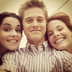 Vanessa, Lucas and Katie ~ Switched at Birth