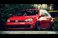 We've seen a big shift with Rota Wheels reaching the European markets in the past and it's always massively refreshing to see som Vw Golf Gt, Volkswagen Golf Mk1, Vw Rat Rod, Mk6 Gti, Car Goals, Drifting Cars, Vw Cars, Car Car, Slammed
