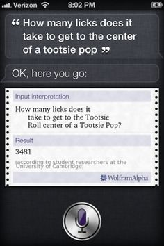 50 Hilarious Things That Siri Says | inspirationfeed.com