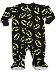 Boys Batman Blanket Sleeper. I can think of so many people who would think this is beyond awesome.