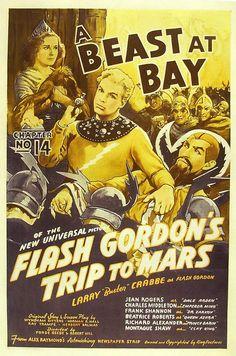 Flash Gordon's Trip to Mars (1938) Chapter 14