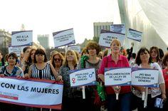 Presentación de propuestas de género en el Puente de la Mujer.