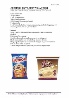 Magic Cake Recipes, Tart Recipes, Pudding Recipes, Baking Recipes, Guava Desserts, Cold Desserts, Quiche Tart Recipe, African Dessert, Milk Tart