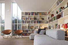 architect Peter Jannes - woning te Edegem - © foto's Liesbet Goetschalckx