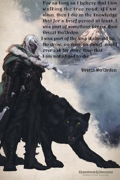 Drizzt quotes