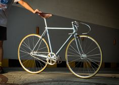 F5 Pista Custom : Steel Blue | Flickr - Photo Sharing!