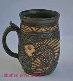 Studio artwork mug