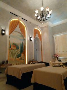 Spa thailand เขาใหญ่ Tuscan senses spa