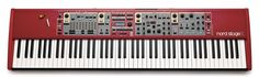 Nord Stage 2 HA88 88-Key Stage Piano Synthesizer Keyboard