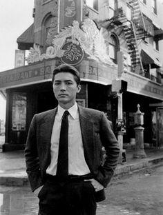 John Lone (born October 13, 1952, as a Hong Kong-born American actor.