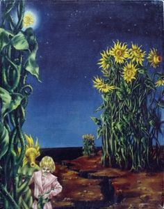 Dorothea Tanning , who died on January , was a long time surrealist painter and explorer of dream worlds. Max Ernst, Magritte, Dorothea Tanning, Eugenia Loli, Atelier D Art, Surrealism Painting, Visionary Art, Fantastic Art, Joan Miro
