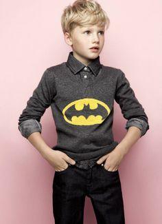 Eleven Paris | Little Eleven Paris | summer 2013 | kidsfashion #boysfashion #boys #batman #kids