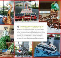 canada nation, habitat for humanity, nation gingerbread, christmassi thing, novemb 23