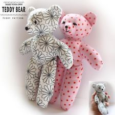 Teddy Bear Sewing Patterns - LoveToKnow