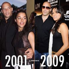 Those smiles never changed ❤️ • #vindiesel #michellerodriguez #mrod #vindiesellovers #mrodofficial #vindieselfans #thefastandthefurious #fastand... - Mommy Toretto (@mommytoretto)