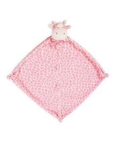 13.00$  Watch now - http://vigxs.justgood.pw/vig/item.php?t=9jlfv428975 - Angel Dear Pink Giraffe Blankie 13.00$