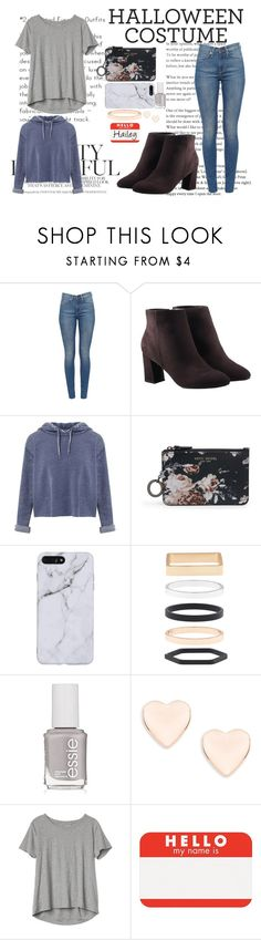 """I forgot... Sorry, Not Sorry..."" by softball-love-597 ❤ liked on Polyvore featuring Avon, Miss Selfridge, Henri Bendel, Accessorize, Essie, Ted Baker and Gap"