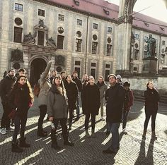Hey look! It's our 'Let's get fiscal' study tour students who recently visited the UK France and Germany . Regram from @jlanthois #student #studytour #studyabroad #travel #travelgram #instatravel #instadaily #instagood #instamood #picoftheday #photooftheday #explore #discover #adventure #uaglobal
