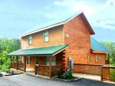 7 Bedrooms, 7 Baths Log Cabin! - vacation rental in Pigeon Forge, Tennessee. View more: #PigeonForgeTennesseeVacationRentals