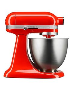 25 Expert-Approved Wedding Gifts That Every Couple Will Love | Kitchen Artisan Mini Stand Mixer, $329.34; at Williams Sonoma