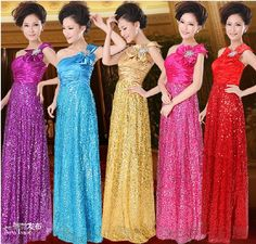>> Click to Buy << 2017 summer long formal dress bride evening dress  new arrival women's wear gold and purple maxi party dresses free shipping #Affiliate