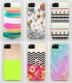 I like the chevron floral one