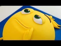 (686) Meh it's an EMOJI Movie CAKE! - YouTube