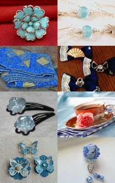 Be Blue.. it's ok! by Kate Brooks on Etsy--Pinned with TreasuryPin.com
