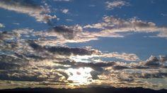 Fotografía: Aurora Garrido- Oasis del Sur Río Dades Oasis, Aurora, Portugal, Clouds, Outdoor, Morocco, Vacation, Outdoors, Northern Lights