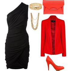 Friday in red!!