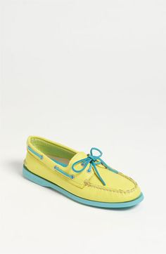 Sperry Top-Sider® 'Authentic Original' Leather Boat Shoe