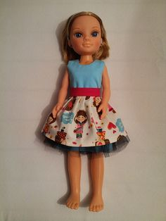Short dress with overskirt   Flickr - Photo Sharing!