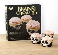 [ out of stock ]  Jo Cupcake Brains Cupcake Kit   Food  Food & Drink   World Market