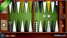 [iOS] Backgammon HD - Play the Online Board Game! ($3.99 to Free) http://amp.gs/lpIA