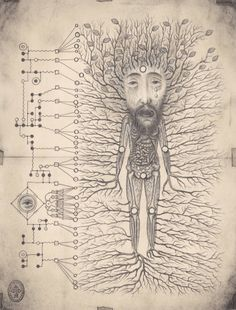 Daniel Martin Diaz - new drawings | Art Found Out