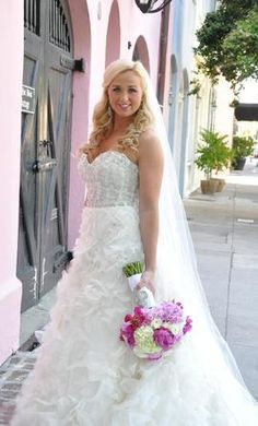 Lazaro 3161: buy this dress for a fraction of the salon price on PreOwnedWeddingDresses.com