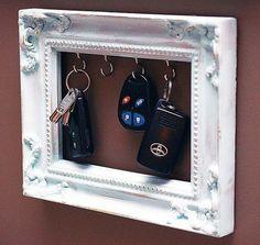 Organize-se: Veja ideias de ganchos e cabides para fazer em casa | Economize: